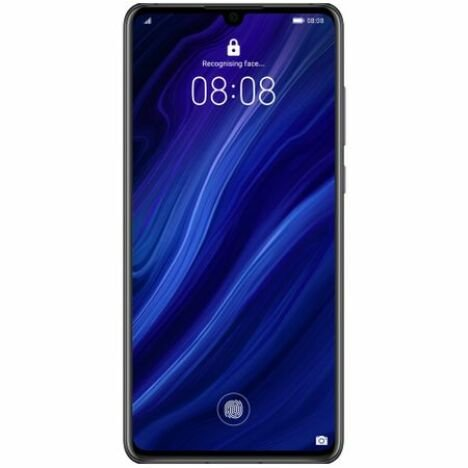 Huawei P30 128GB Dual Sim Midnight Black